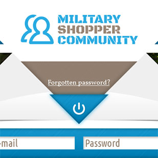 Military Shopper Community