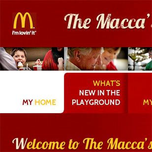 The Macca's Playground